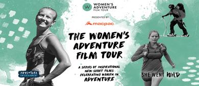 Women's Adventure Film Tour 2020 - Wellington