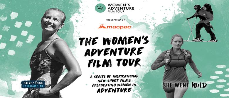 Women's Adventure Film Tour 2020 - Auckland (Balmoral)