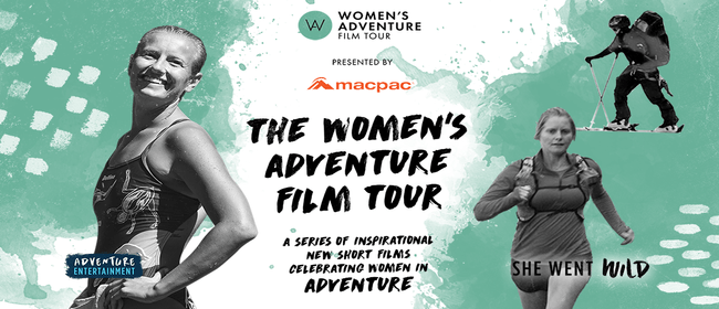 Women's Adventure Film Tour 2020 - Auckland (Howick)