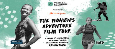 Women's Adventure Film Tour 2020 - Auckland (Newmarket)
