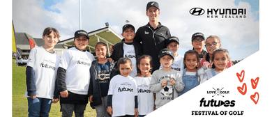 Hyundai NZ Futures Festival of Golf