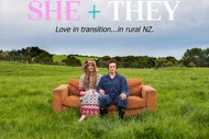 She + They