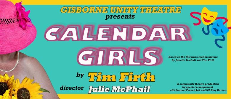Calendar Girls: POSTPONED