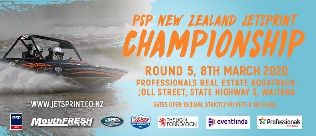 V8 Jetsprints Round 5 PSP NZ Jetsprint Championship