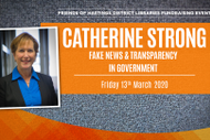 Catherine Strong Event