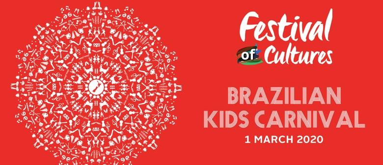 Brazilian Kids Carnival - Festival of Cultures