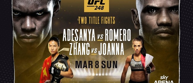 Monster UFC248 Watch Party