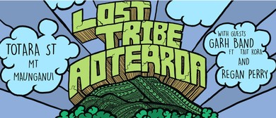Lost Tribe Aotearoa with Garh Band and Regan Perry