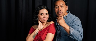 Courtney & Heta Dawson in 'Half and Hāwhe': CANCELLED