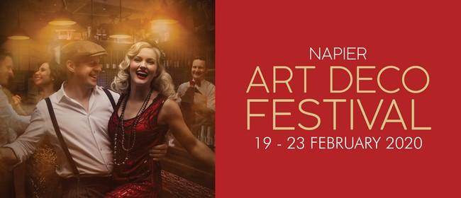 Napier Art Deco Festival Opening 2020