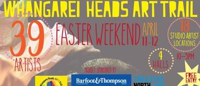 Whangarei Heads Arts Trail 2020