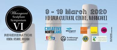 Whangarei Sculpture Symposium VI