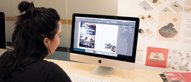 Yoobee April School Holiday Programmes InDesign