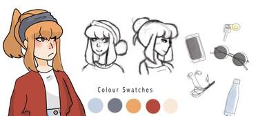 Yoobee April School Holiday Programmes Character Design