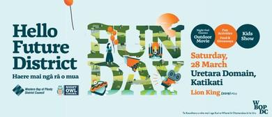 Hello Future District Fun Day