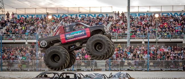 Monster Trucks and FMX Spectacular: POSTPONED