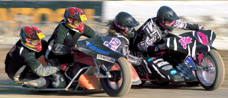 AFC Motorcycles North Island Sidecar Champs