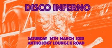 Disco Inferno - Remembering Boogie Wonderland