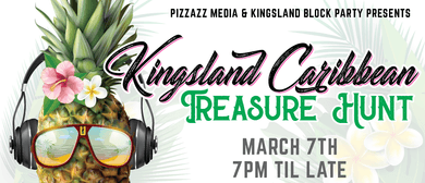 Kingsland Caribbean Treasure Hunt