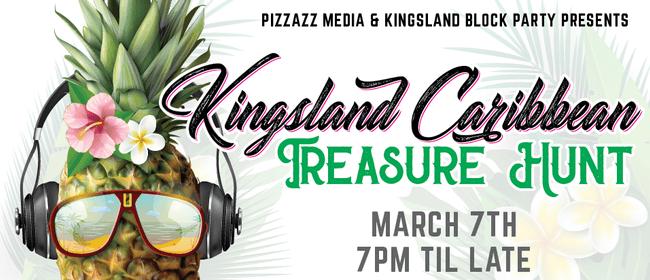 Kingsland Caribbean Treasure Hunt