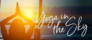 Yoga In the Sky