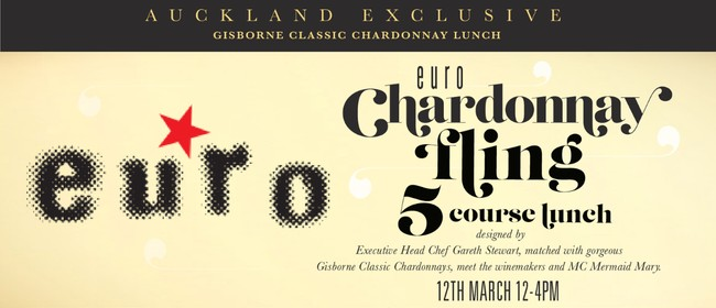 The Euro Chardonnay Fling