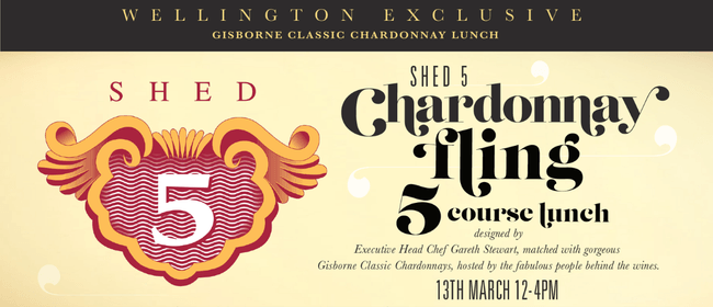 The Shed 5 Chardonnay Fling