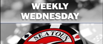 Weekly Wednesday Poker