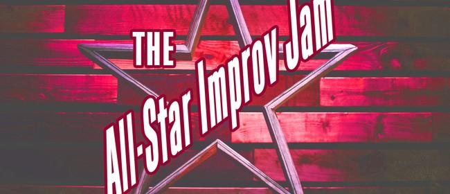 The All-Star Improv Jam: CANCELLED
