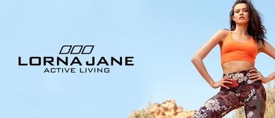 Lorna Jane Pop-Up