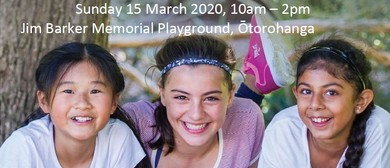 Ōtorohanga Children's Day and Cycle Path/Youth Zone Opening