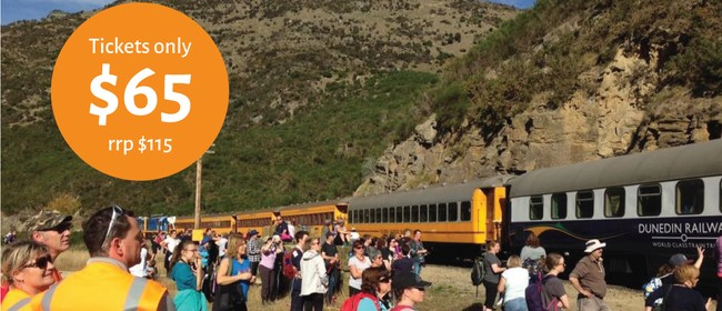 Taieri Gorge Rail Walk