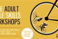 Adult Cycle Skills Sessions