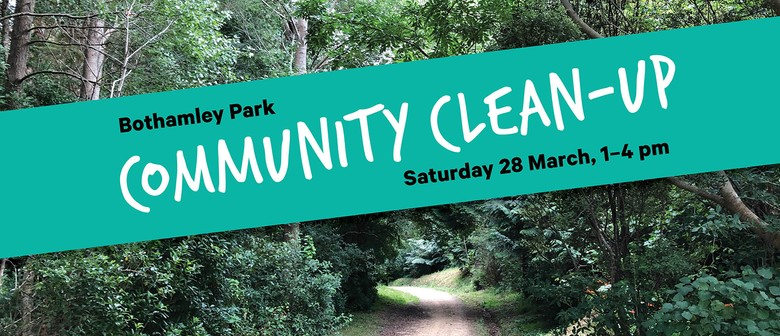 Bothamley Park Community Clean-up