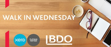 Business Advice - BDO Walk in Wednesday