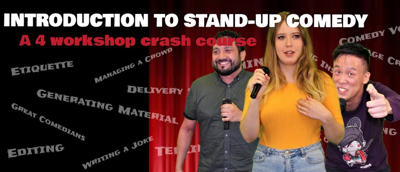 Introduction to Stand Up Comedy
