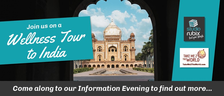 Wellness Tour to India Information Night: POSTPONED