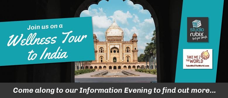 Wellness Tour to India Information Night: POSTPONED