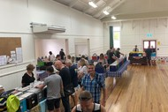 Anzac Day Pop and Rock Vinyl Record Sale Browns Bay