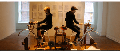 Pedal Power Your Workspace