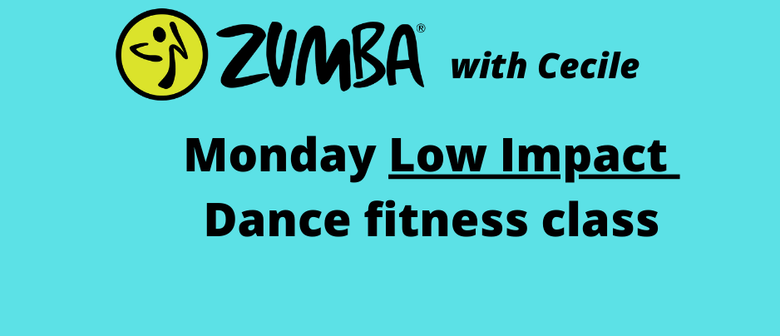 Zumba with Cecile