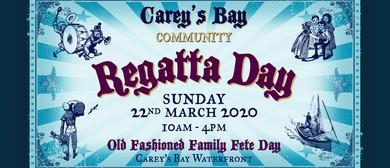 Carey's Bay Community Regatta Day