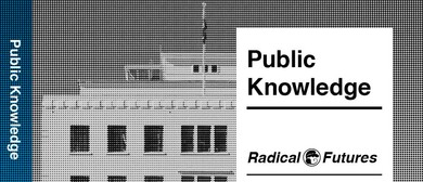 Freerange Press Book Launch: Public Knowledge