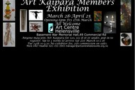 Art Kaipara Members Exhibition