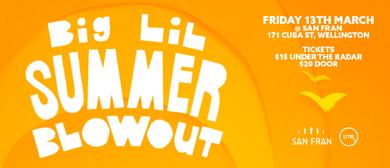 Big Lil Summer Blowout 2020