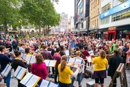 Meet and March to Save RNZ Concert