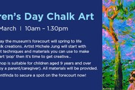Chalk Art Workshop for Children's Day