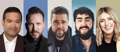 Comedy All-Stars in Manukau