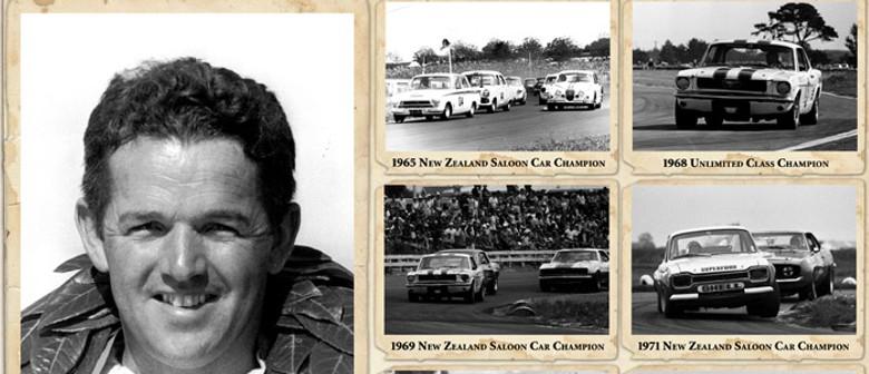 Paul Fahey Legends of Speed Motor Race Meeting