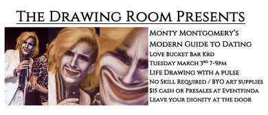 Drawing Room Presents: Monty Montgomery